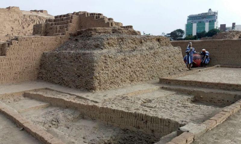 Inauguran renovada sala de exposición en el Museo de Sitio Huaca Pucllana