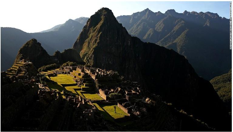 Album: Machu Picchu