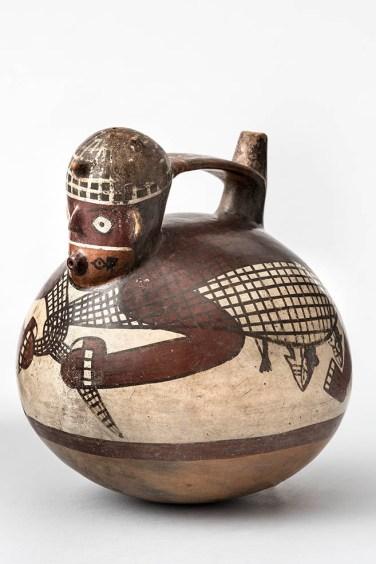 Cerámica nazca Cerámica nazca (200 a.C.-650 d.C.). Foto: Museo de Arte de Lima. Donación Memoria Prado