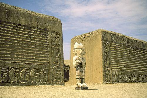 Conoce Chan Chan, la belleza de la joya arqueológica de Trujillo