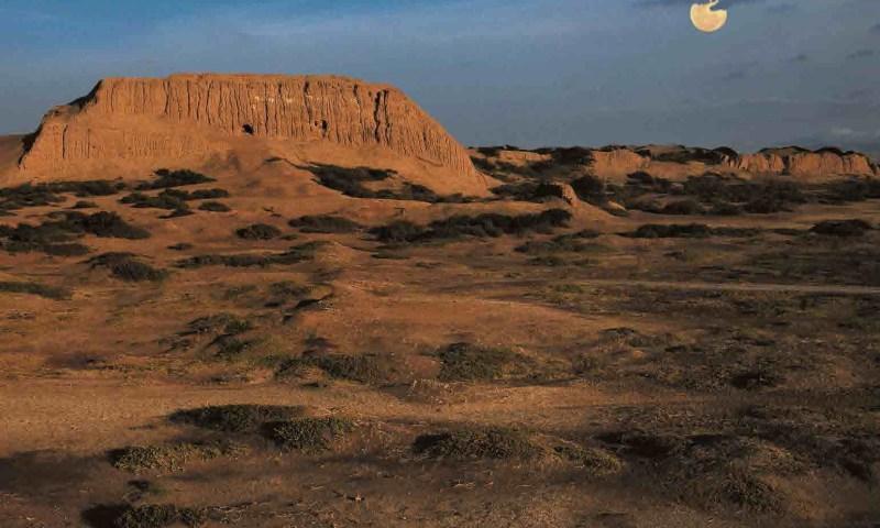 Espacios arquitectónicos como escenarios sagrados de la cultura Lambayeque – Chornancap