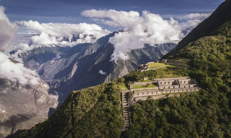 Machu Picchu no es la única ciudadela de Perú ni los incas lo hicieron todo