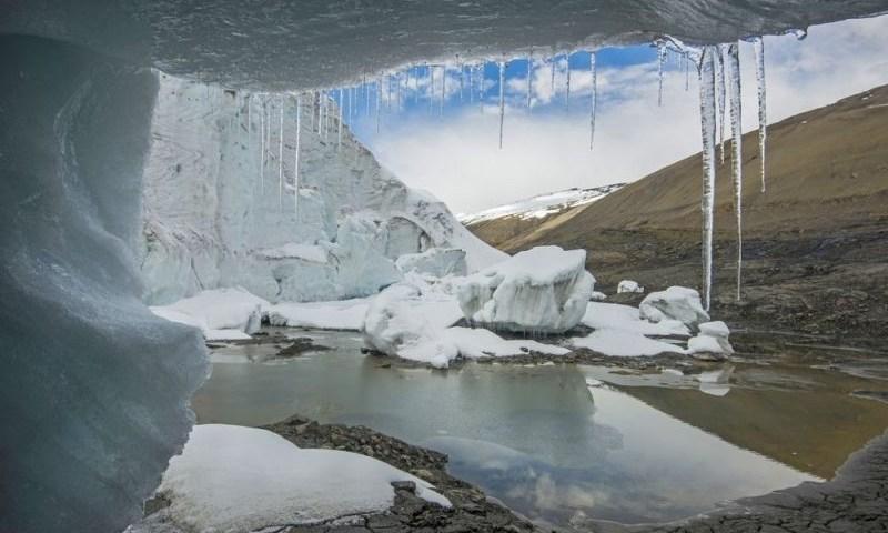 Glaciar Quelcaya (Cusco): termómetro mundial en riesgo