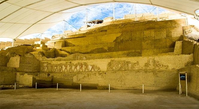 Complejo Arqueológico El Brujo: acondicionarán circuito turístico