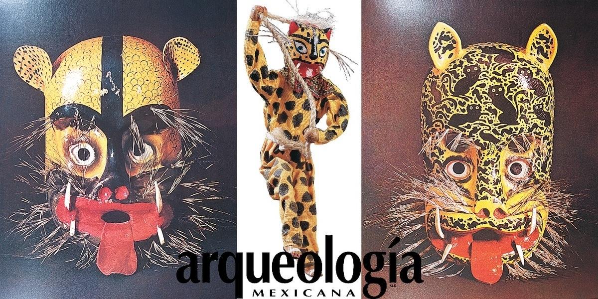 El jaguar, dios y origen de nuestra raza indígena