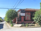 Imagenes de viviendas típicas y calles de Antuco 2