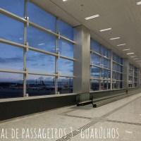 Terminal 3 do Aeroporto de Guarulhos ~ minhas impressões