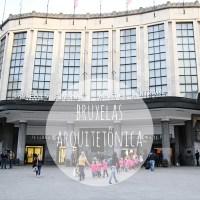 Bruxelas: roteiro de arquitetura