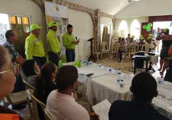 45 familias recibieron reformas en sus casas en Turbaco y Turbana