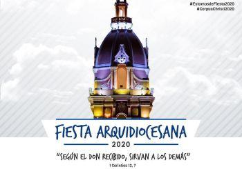 Fiesta Arquidiocesana 2020