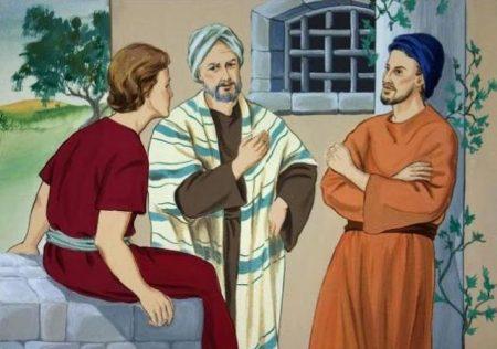 HOMILIA PARA O XXVI DOMINGO DO TEMPO COMUM – Mt 21,28-32 - Arquidiocese  Sant'Ana de Botucatu - SP Arquidiocese Sant'Ana de Botucatu – SP