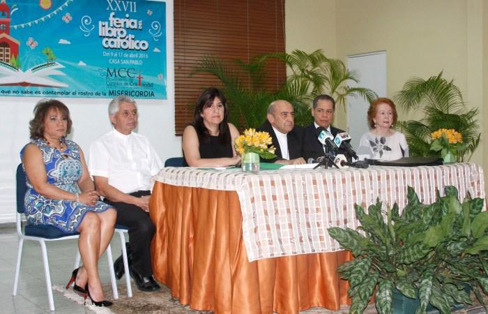 Movimiento de Cursillos de Cristiandad anuncia XXVII Feria del Libro Católico