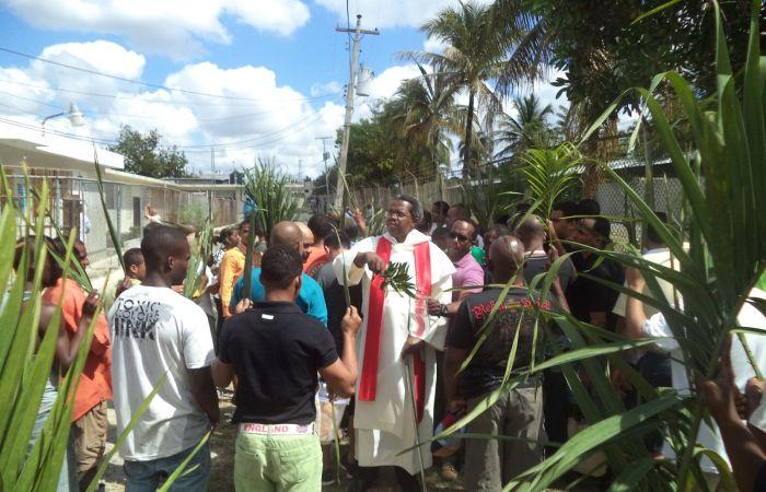 Pastoral Penitenciaria da a conocer actividades SS 2016 en Penitenciaria  de La Victoria