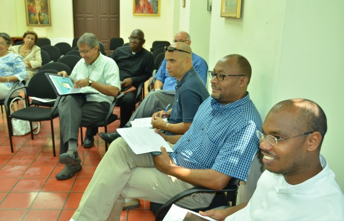 Comisión para el jubileo de la Misericordia se reúne para informar sobre avances