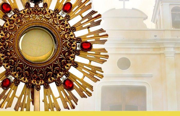 ¿Porqué los Católicos celebramos Corpus Christi?