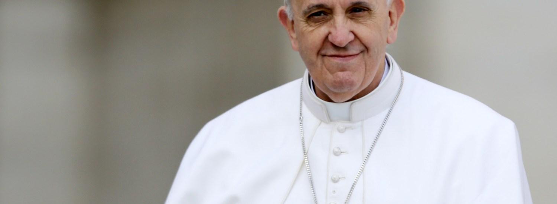 Papa Francisco: Construyamos todos un mundo más justo y fraterno