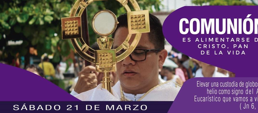 Marzo 2020 #AñodelaComunión