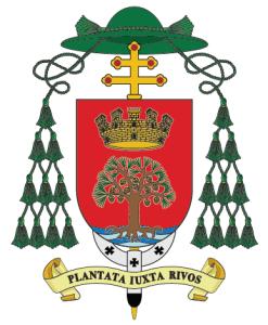 Escudo de Mons. Eduardo Castillo