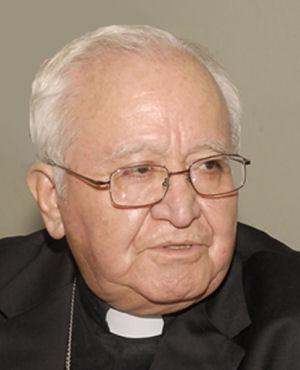 Mons. José Mario Ruiz Navas
