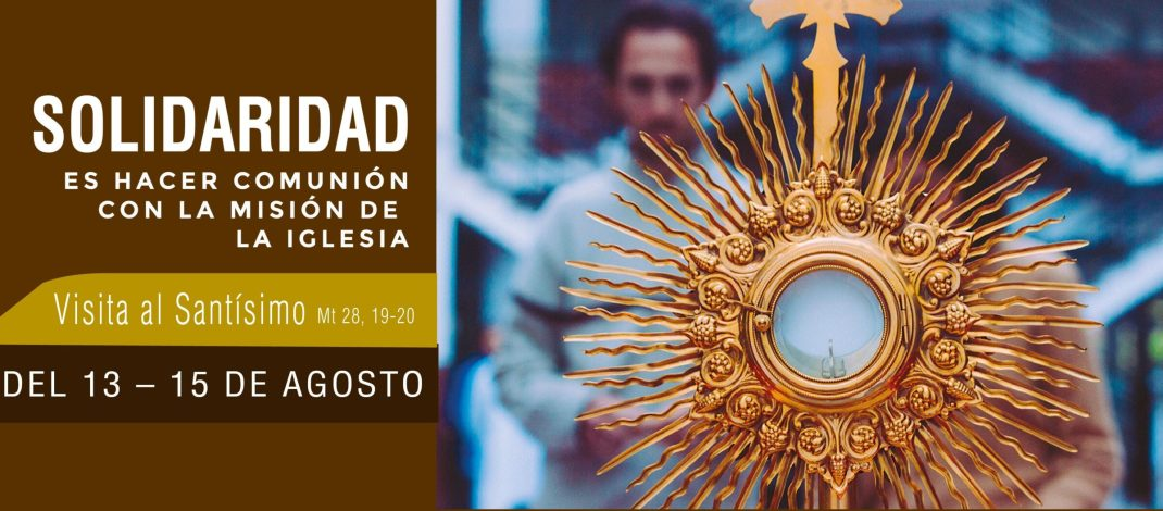 Agosto 2020 #AñodelaComunión