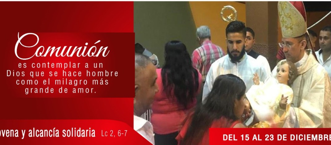 Diciembre 2020 #AñodelaComunión