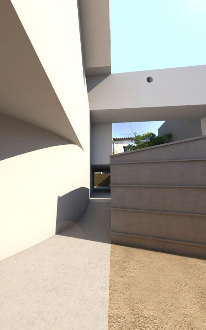 concurso-arquitecto-llucmajor-centro-interpretacion-toni-catany-pasarela-acceso-salida-patios