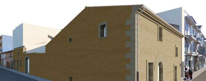 concurso-arquitectura-llucmajor-centro-interpretacion-toni-catany-calle
