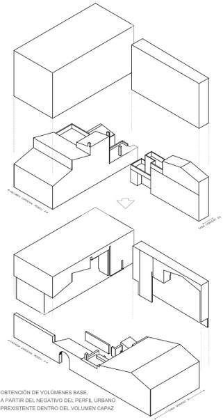volumenes-base-obtenidos-negativo-perfil-urbano-prexistente-dentro-de-volumen-capaz-arquitectonico