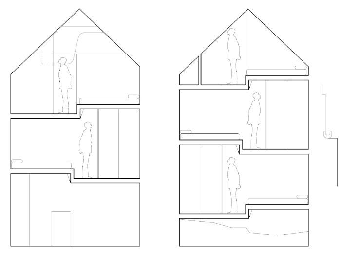 secciones-curras-hostel-arquitectura-arquitecto-pontevedra-vigo