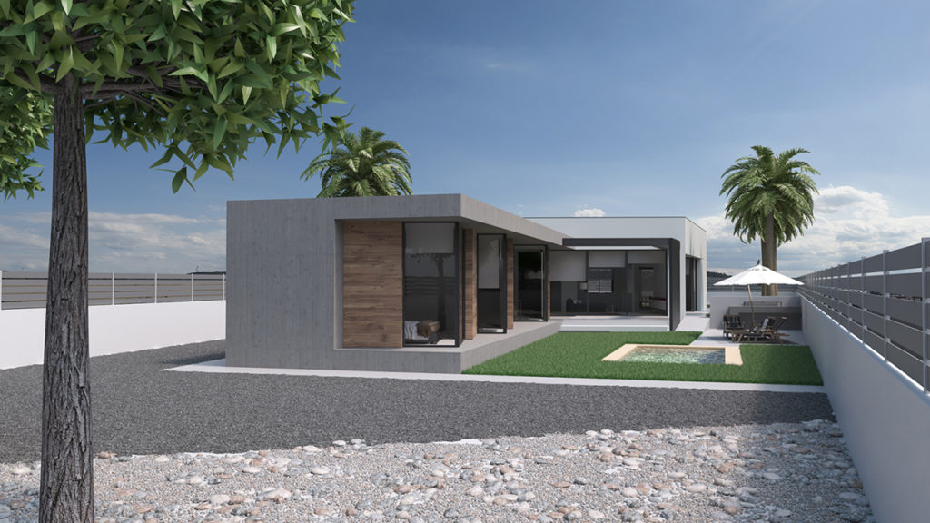 Casa en murcia