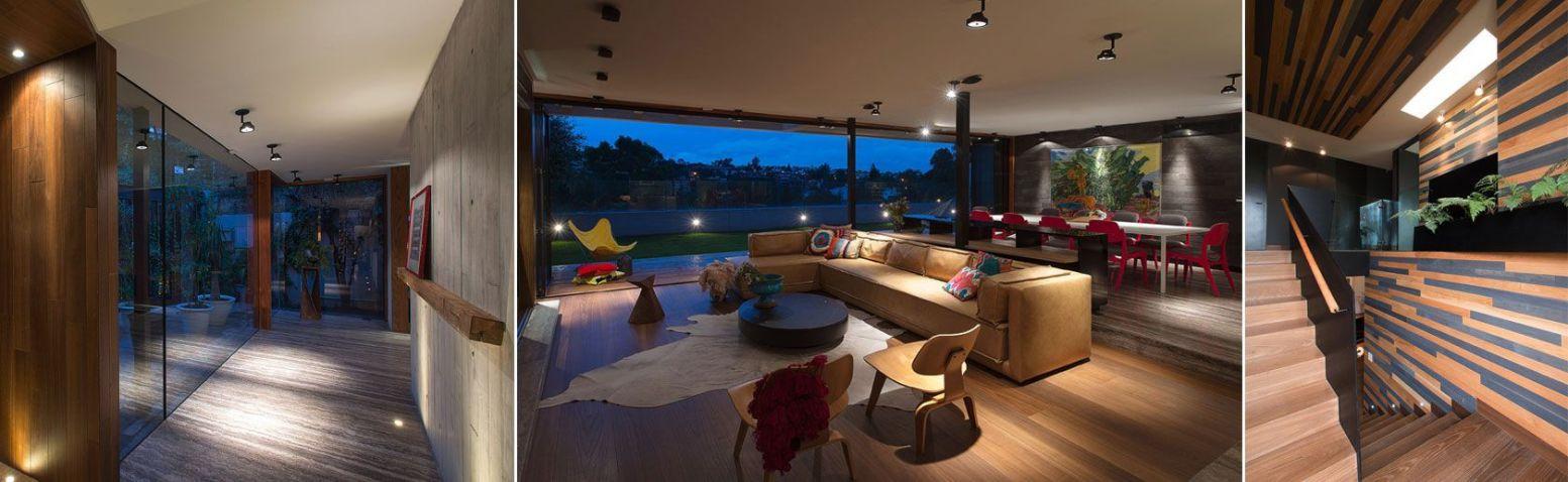 Casa Bosques / Muro Rojo Arquitectura