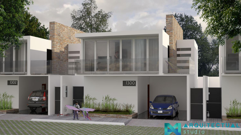 Casa FS - ArquitectualStudio