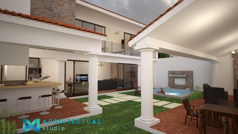 Casa TM - ArquitectualStudio