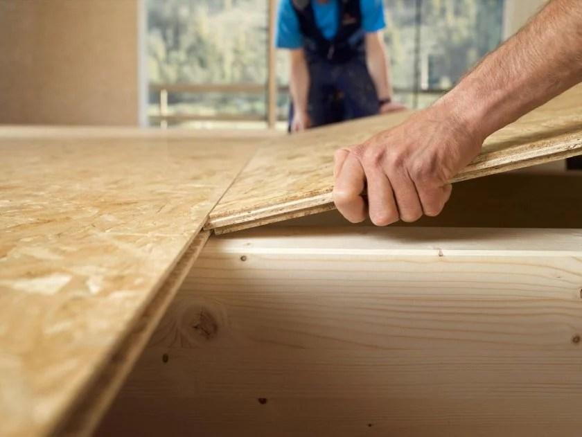 7 ventajas de los tableros de madera OSB