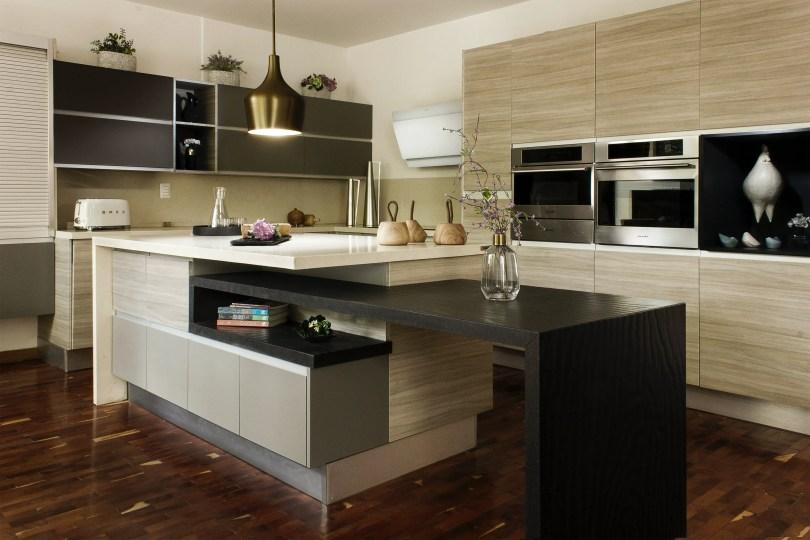 Diseños de cocinas espectaculares