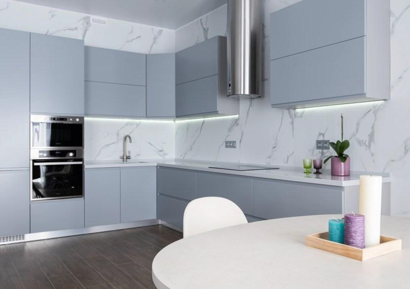 Diseños de cocinas modernas e integrales