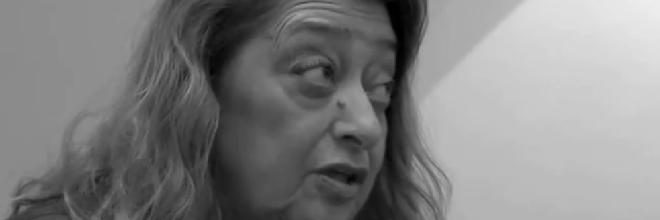 Entrevista Zaha Hadid | Congreso Arquine: Desplazamientos.