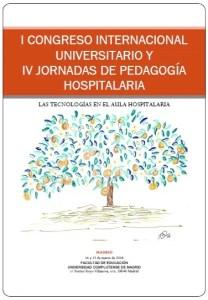 Congreso Pedagogía Hospitalaria UCM, Madrid, marzo 2018