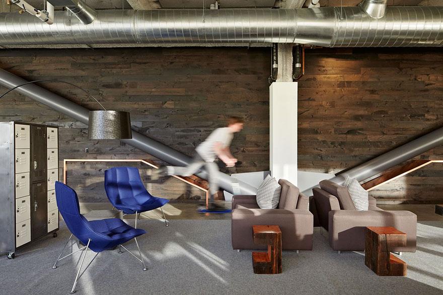Las 12 oficinas mas chulas del mundo - Arquitectura Ideal - Dropbox 3