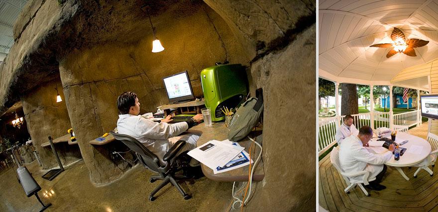 Las 12 oficinas mas chulas del mundo - Arquitectura Ideal - Inventionland Design Factory  2