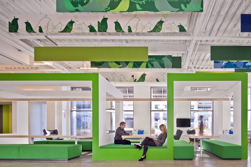 Las 12 oficinas mas chulas del mundo - Arquitectura Ideal - Nokia 1