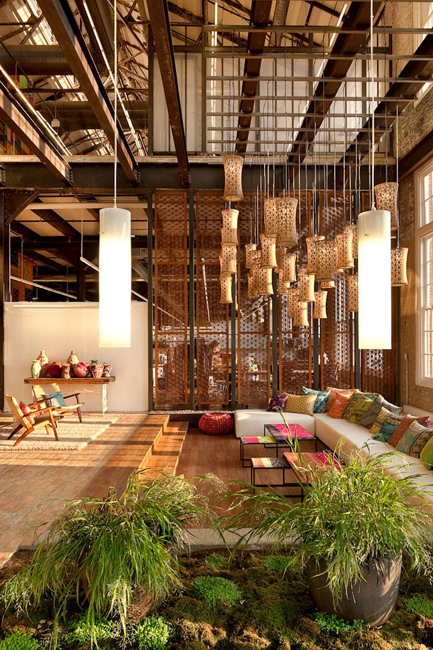 Las 12 oficinas mas chulas del mundo - Arquitectura Ideal - Urban Outfitters 2