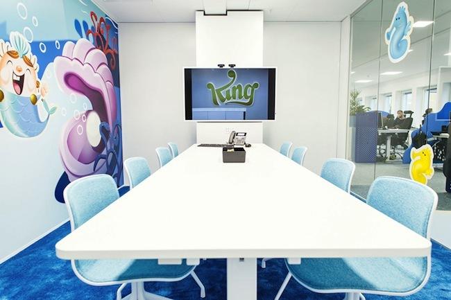 oficinas compania king 14