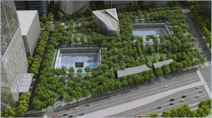 Museo del WTC, NY