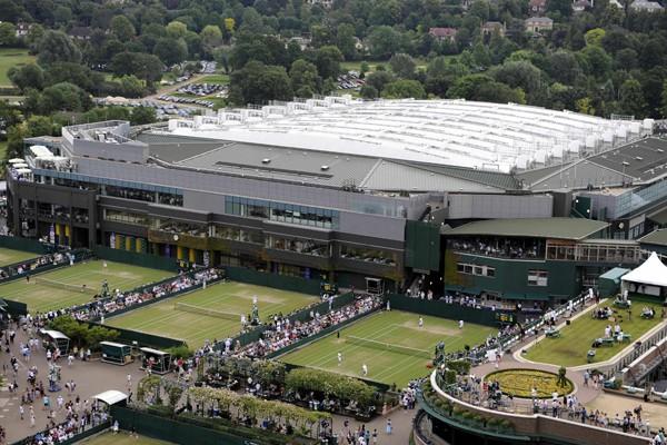 Los organizadores no quieren convertir Wimbledon en un torneo nocturno
