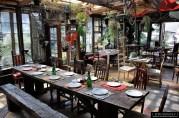 Restaurante La Jardín, Providencia 2013