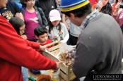 Taller de compostaje y lombricultura, Providencia  2014