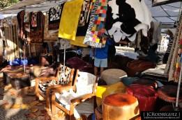 Artesanos Feria Hippie de Ipanema