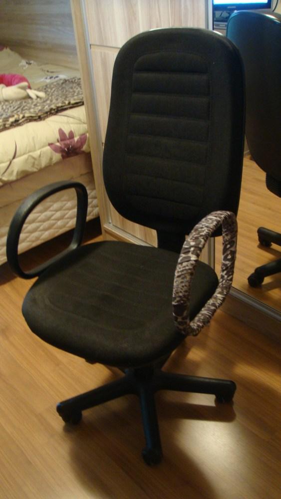 Micro intervenção: cadeira de escritório (2/6)