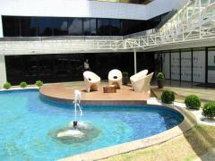 Paisagismo para edificio comercial - 4R Arquitetura - 3